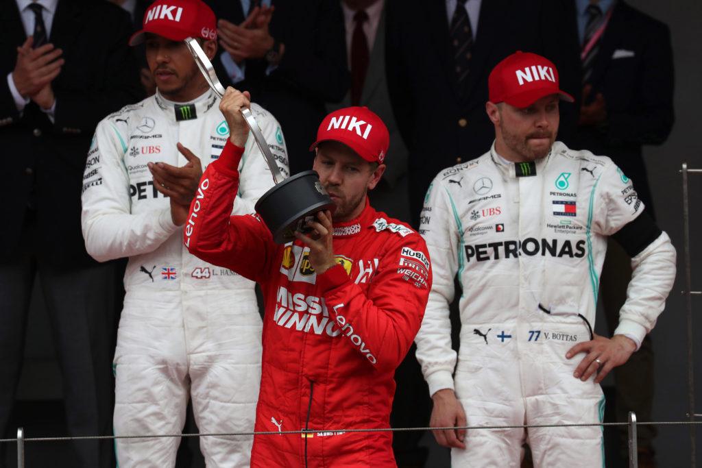 "F1 | Ferrari, Vettel: ""Gara difficile da gestire"""
