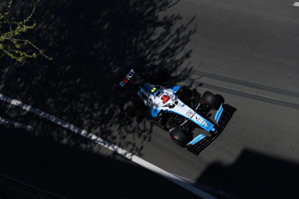"""F1   Williams giustifica Kubica e Russell: """"Stanno facendo il massimo"""""""