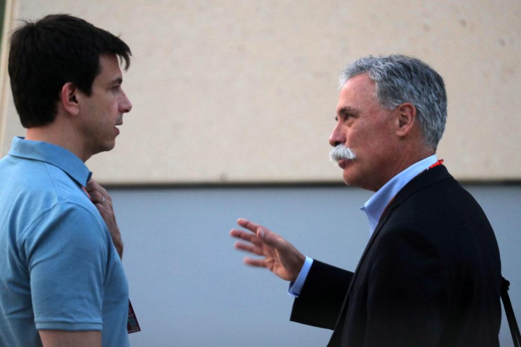 Fórmula 1 |  ¿El nuevo CEO de Wolff, Ferrari veta la elección?
