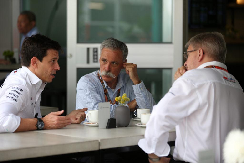 F1 | Wolff successore di Carey dopo il 2020?