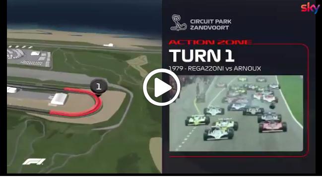 Formula 1 | GP Olanda, aneddoti e curiosità sullo storico tracciato di Zandvoort [VIDEO]