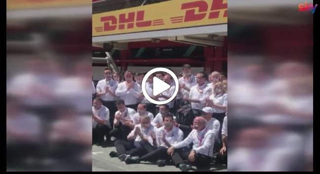 Formula 1 | Mercedes, Zetsche ai saluti dopo anni di successi [VIDEO]