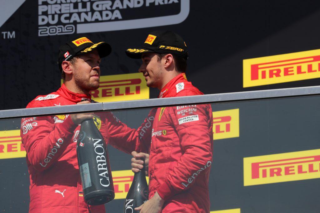 F1 | Vettel recuperato e più sfrontatezza verso la FIA: la Ferrari dà segni di vita?
