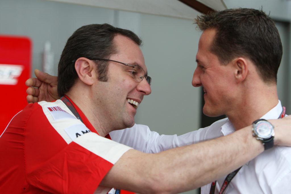 """F1   Domenicali: """"Schumacher? Non ha mai criticato nessuno in Ferrari"""""""