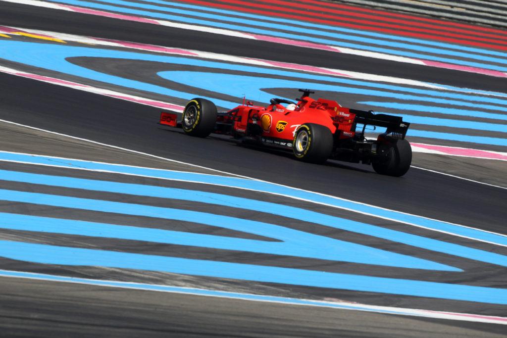F1 | Ferrari, bocciato il nuovo fondo provato al Paul Ricard