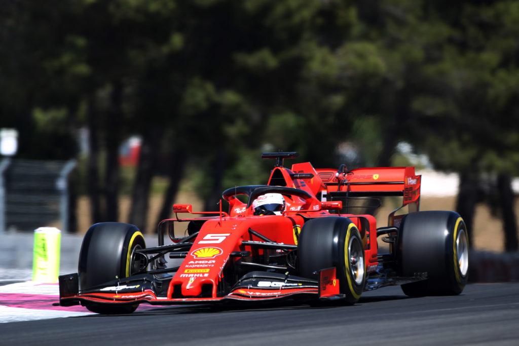 F1 | Ferrari, sostituita la pompa ausiliaria dell'olio sulla SF90 di Vettel
