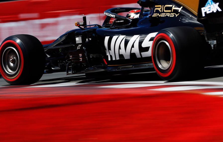 F1 | Haas, a Montreal assente il logo Rich Energy sulle VF-19