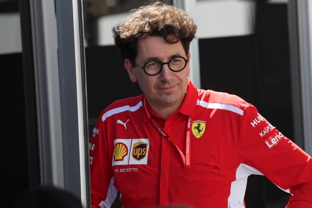 """F1   Ferrari, Binotto: """"Al Paul Ricard avremo qualche piccola evoluzione"""""""