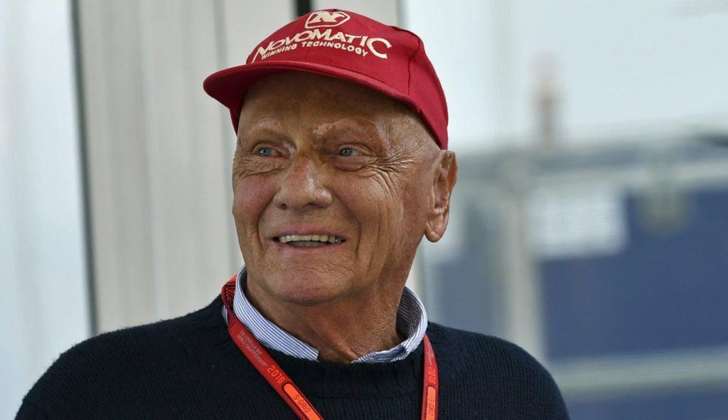 F1   L'aeroporto di Vienna intitolato a Niki Lauda?