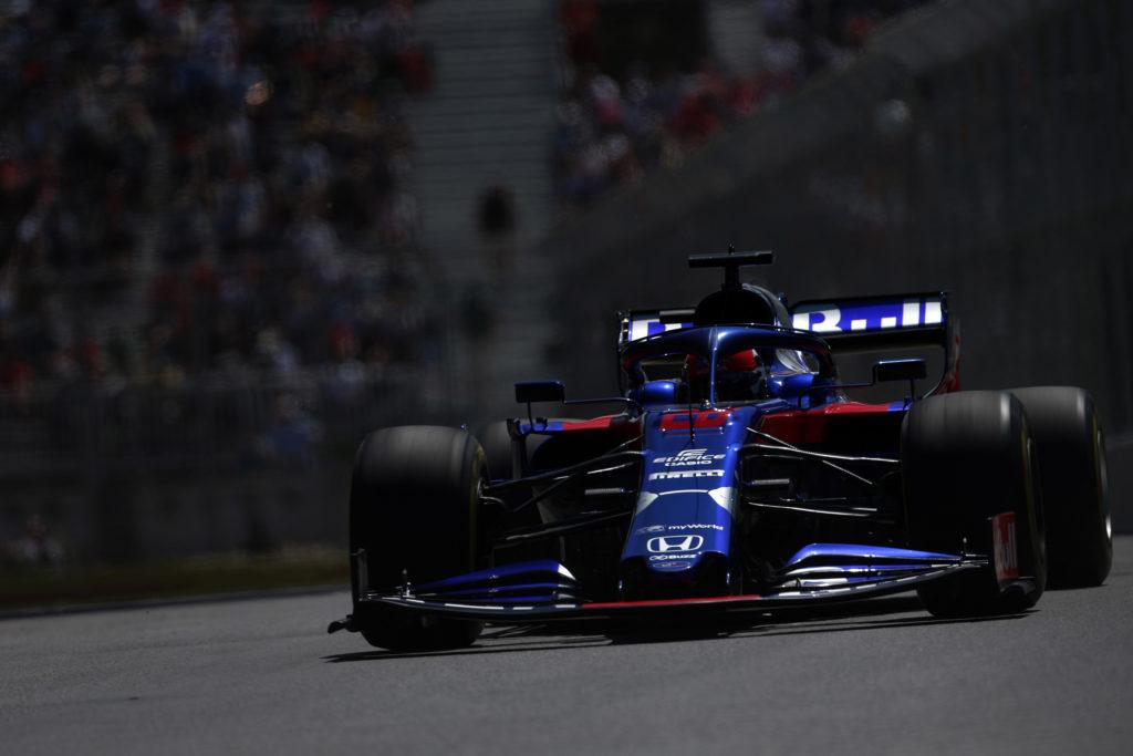 F1 | Toro Rosso, niente Q3 per Kvyat e Albon in Canada