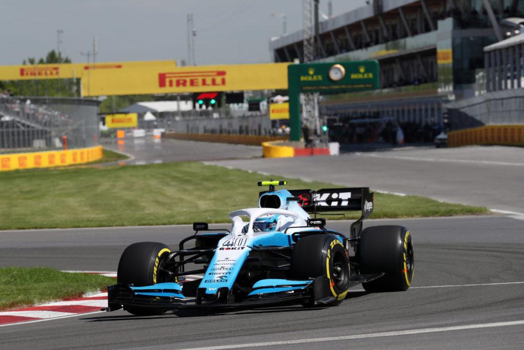 F1 | Williams, a Le Castellet ancora spazio per Nicholas Latifi