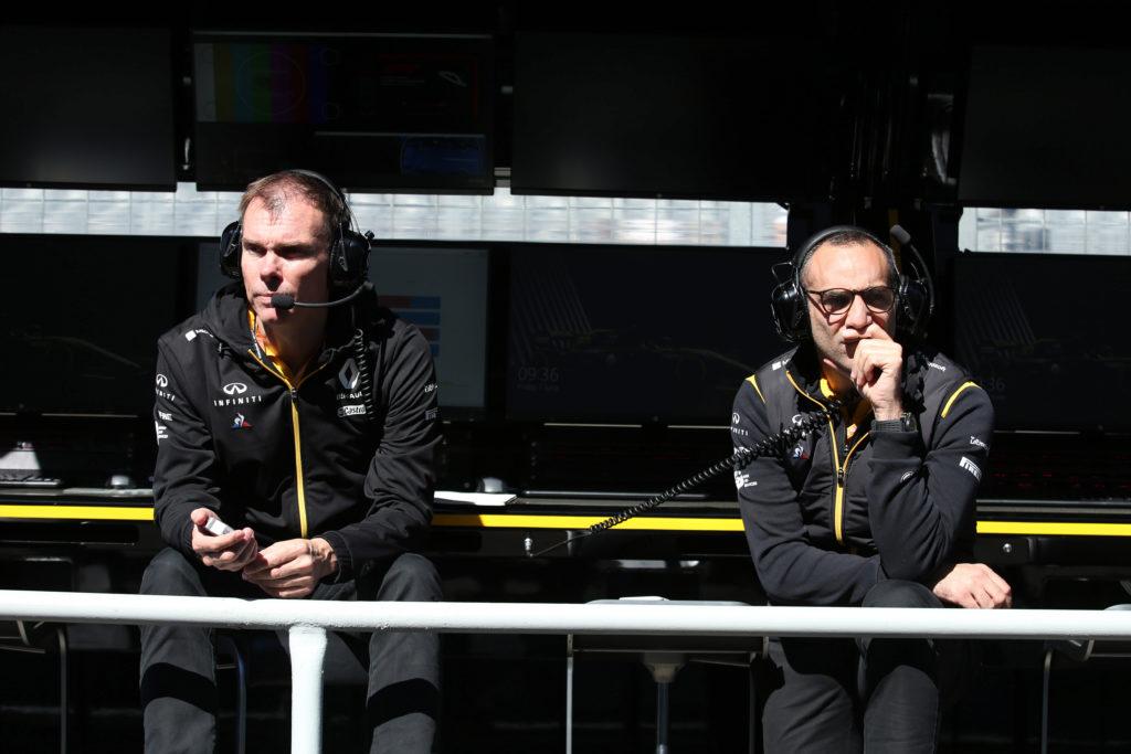 """F1   Renault, Abiteboul: """"Montreal ha dimostrato che siamo in grado di raggiungere i nostri obiettivi"""""""