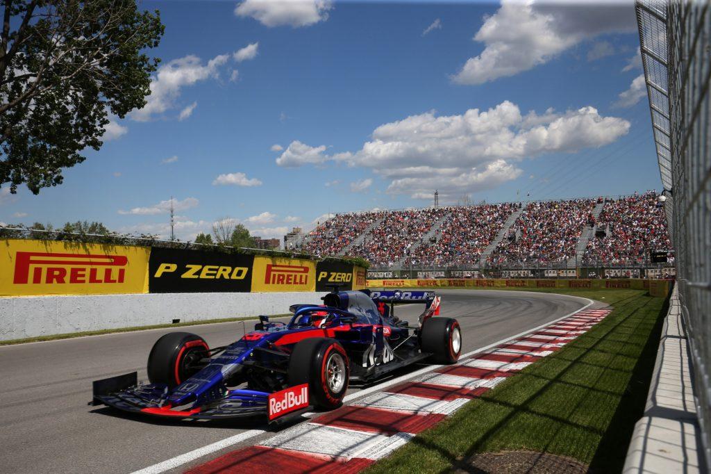 F1 | Toro Rosso in difficoltà nel venerdì di Montreal