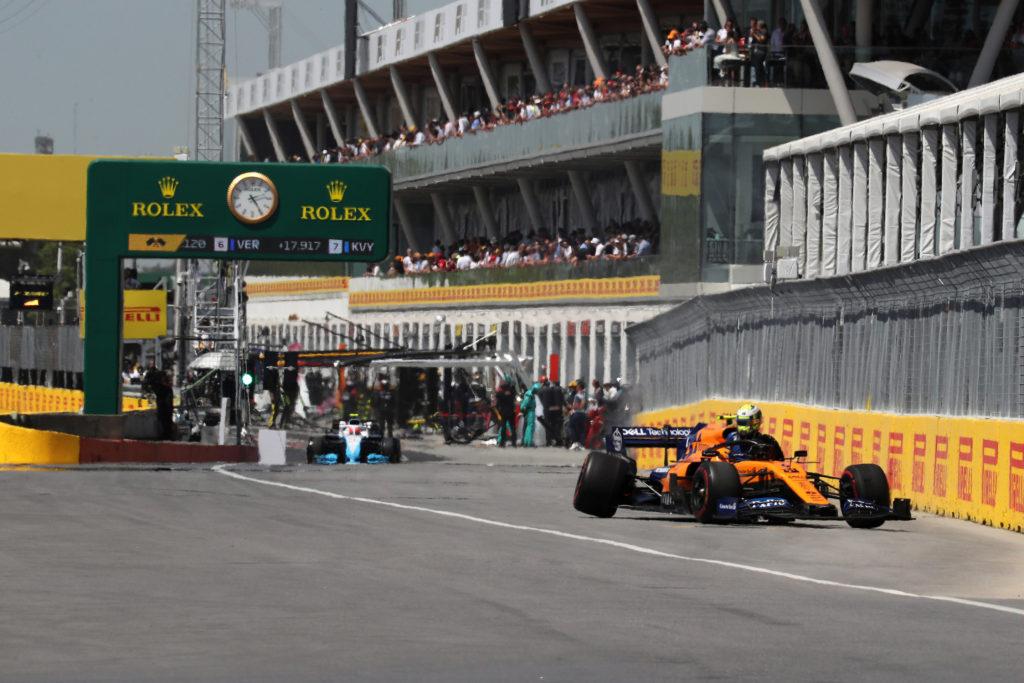 F1   GP Canada, gara oltremodo sfortunata per la McLaren