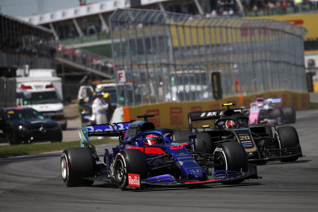 F1 | Toro Rosso, un punticino per Kvyat a Montreal