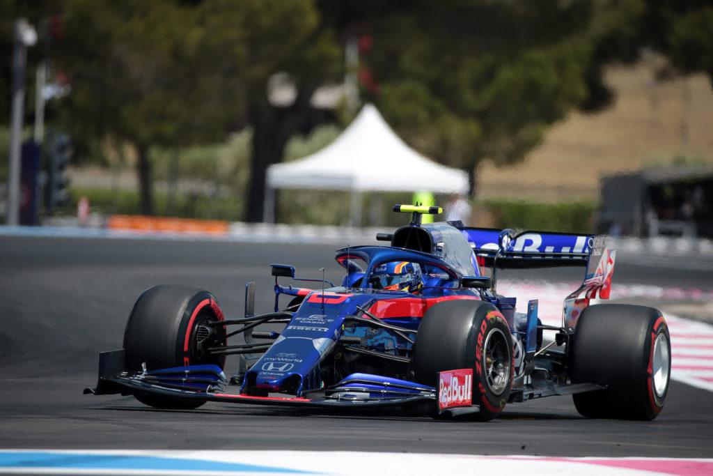 """F1   Toro Rosso, Albon: """"Possiamo conquistare dei punti"""""""