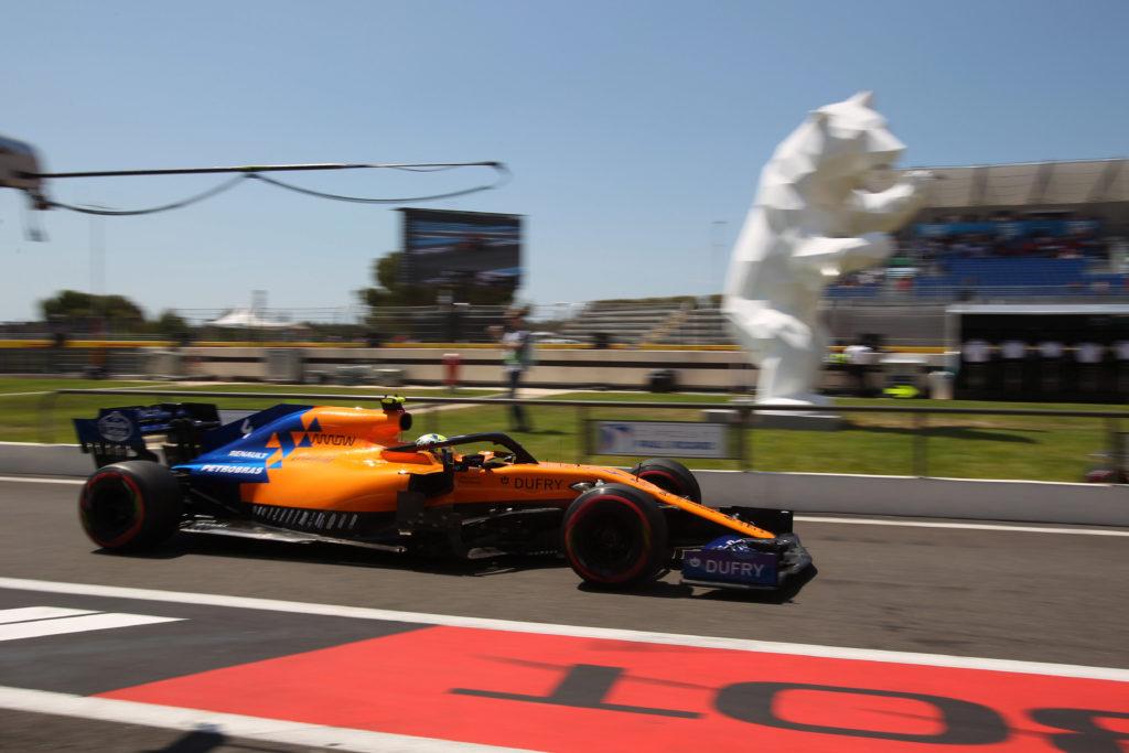 F1 | McLaren super a Le Castellet: il team di Woking cresce gara dopo gara