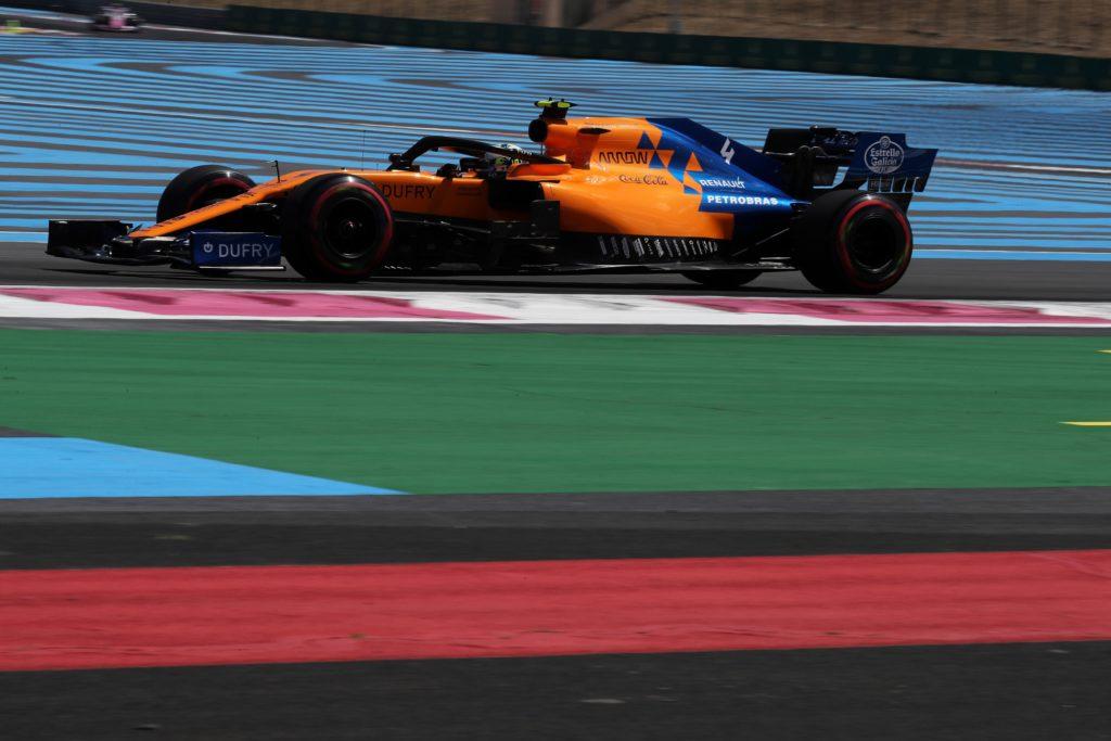 F1 | Che McLaren! Norris e Sainz in terza fila al Paul Ricard