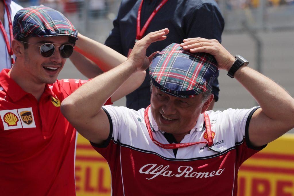 """F1   Alfa Romeo, Vasseur: """"Possiamo competere con McLaren e Renault"""""""