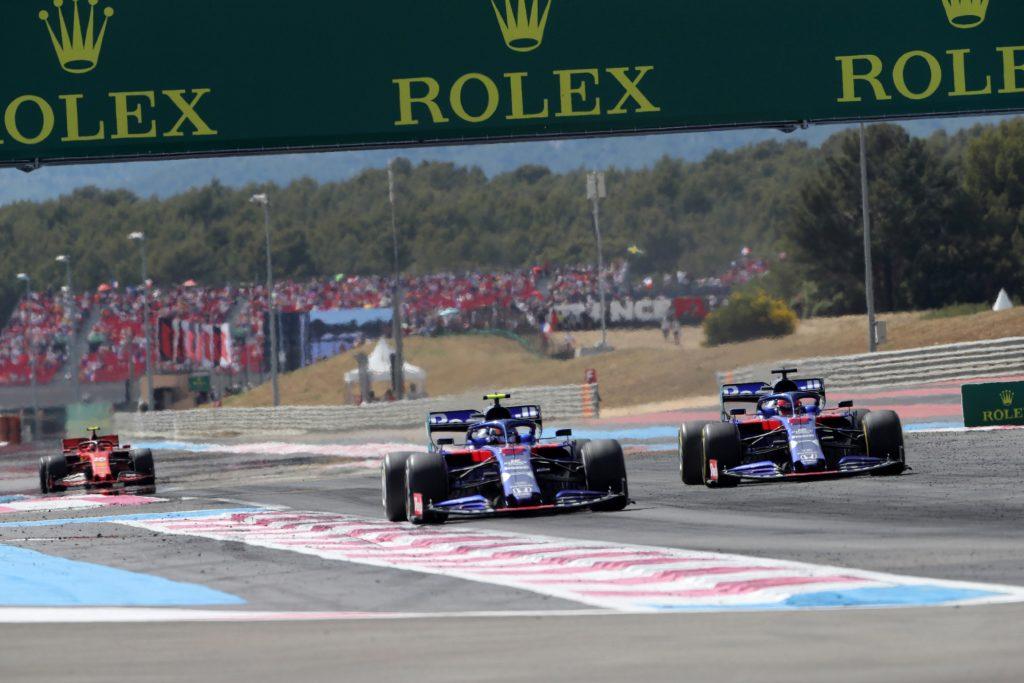 F1 | Francia amara per la Toro Rosso: Kvyat e Albon fuori dalla top ten