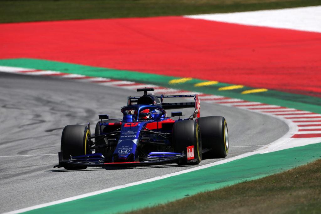 F1   GP Austria, gara in salita per la Toro Rosso