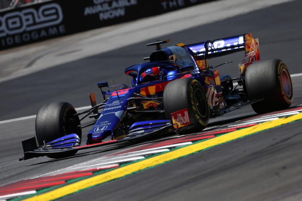 F1 | Toro Rosso ancora fuori dai punti per la seconda gara consecutiva