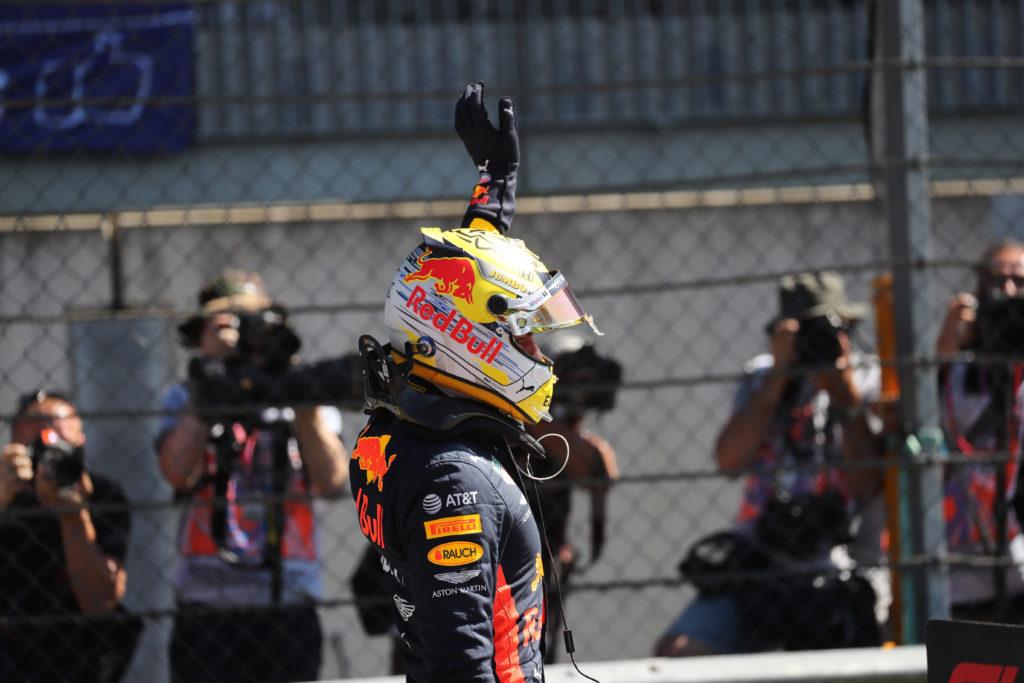 La FIA conferma la decisione sul sorpasso di Verstappen a Leclerc
