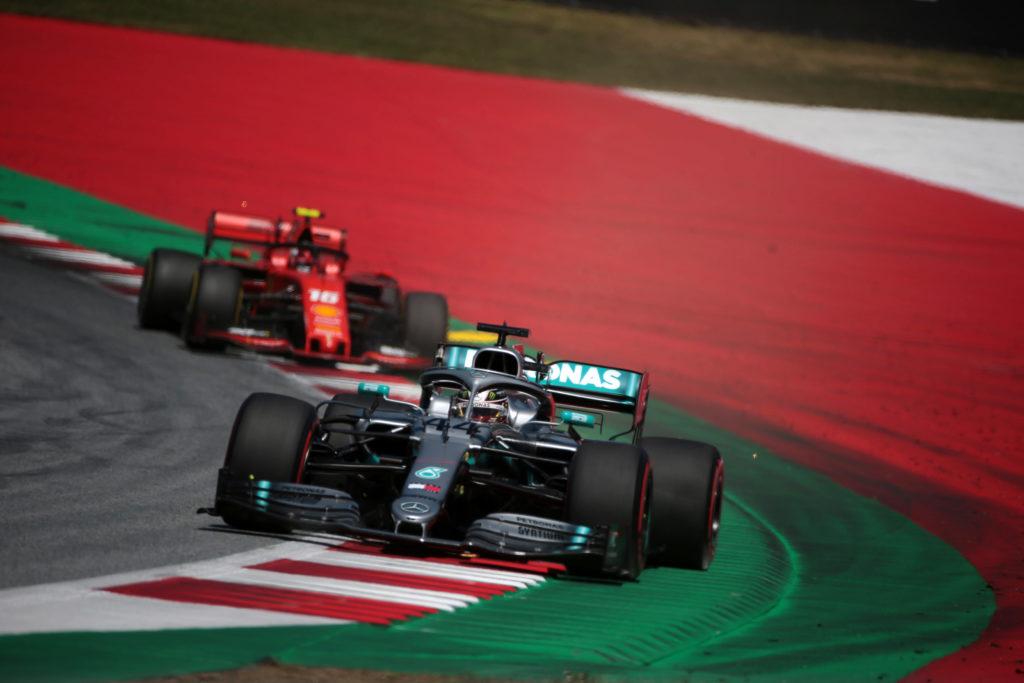 F1 | GP Austria, Hamilton partirà quarto anziché quinto