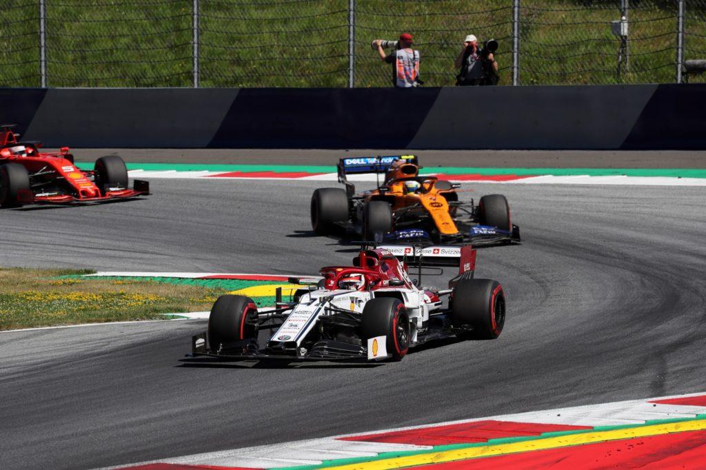 """F1   Alfa Romeo, Raikkonen: """"Tanta gestione gomme, ma sono soddisfatto"""""""