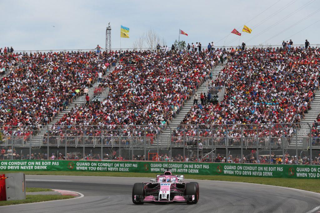 """F1   Racing Point, Szafnauer: """"A Montreal servono velocità massima e stabilità in frenata"""""""