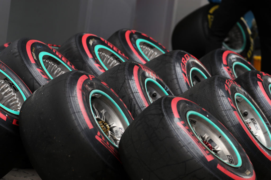 F1 | Pirelli, comunicate le mescole per il GP di Russia