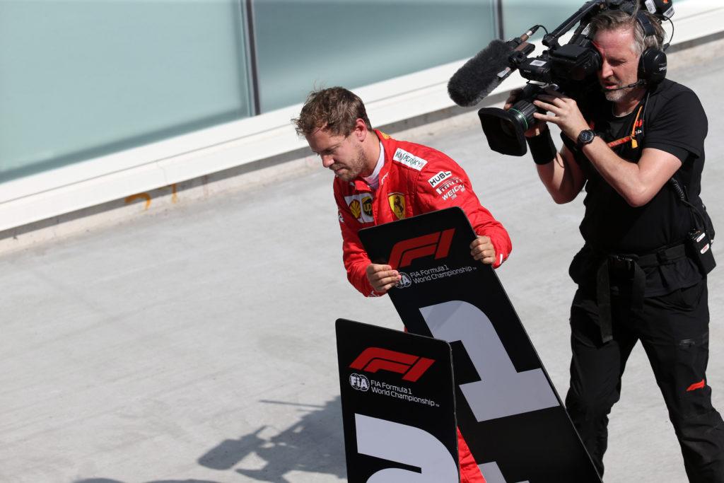 F1 | La Ferrari chiederà alla FIA di rivedere la sanzione data a Vettel in Canada