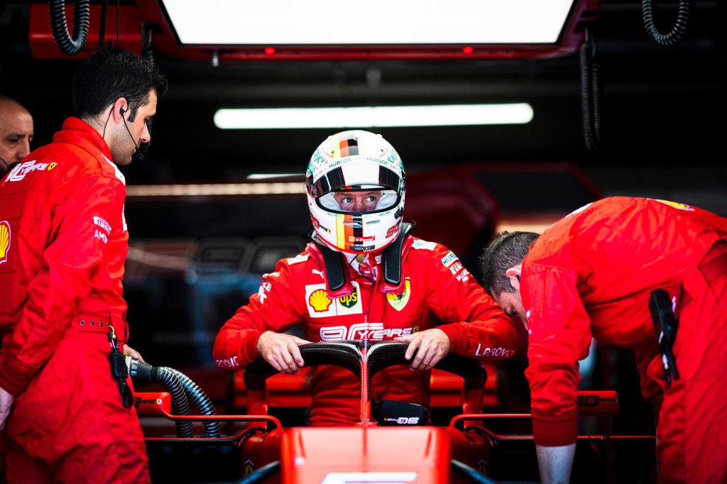 """F1   Ferrari, Vettel: """"La nostra monoposto ha il potenziale per far bene al Paul Ricard"""""""