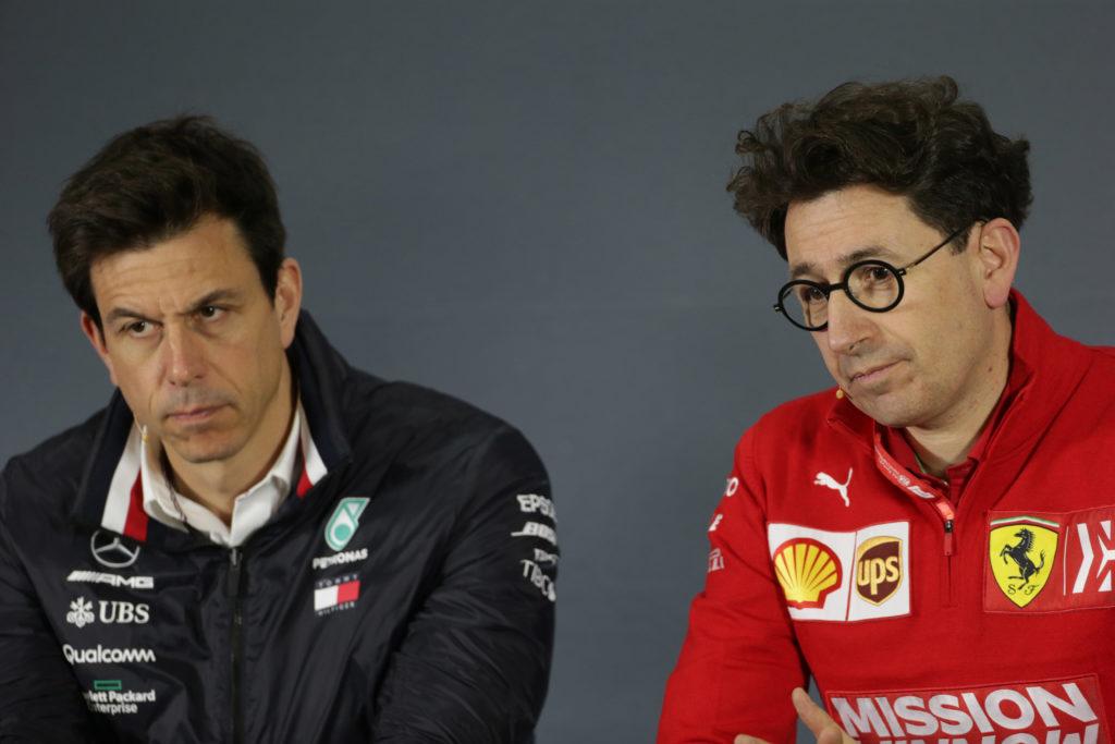 F1 | Regolamento 2021, Mercedes e Ferrari vogliono posticiparne l'approvazione di qualche mese