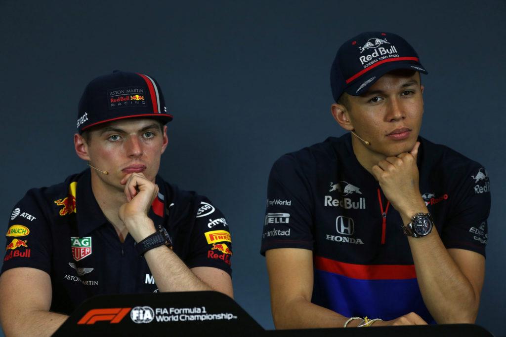 """F1   Toro Rosso, Albon: """"Siamo in continuo miglioramento"""""""