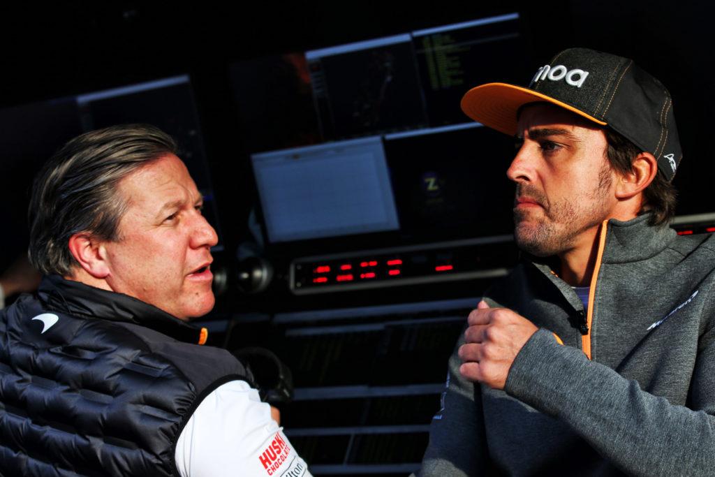 F1   McLaren esclude il ritorno di Alonso