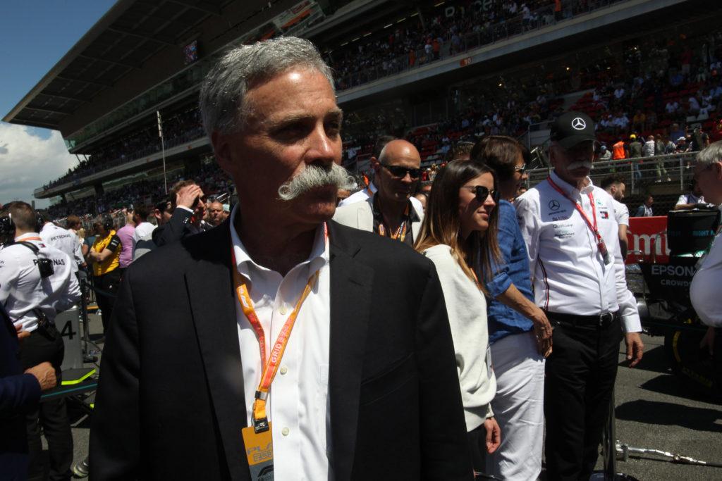 F1 | Carey prevede un crollo di ascolti per la Formula 1
