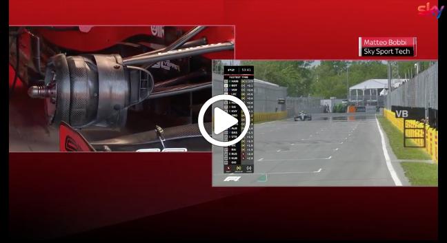 Formula 1 | GP Canada, Ferrari a Montreal con una nuova tipologia di cestelli anteriori [VIDEO]