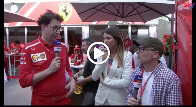 "Formula 1 | GP Canada, Binotto non ha dubbi: ""Vettel è il vincitore morale in Canada"" [VIDEO]"