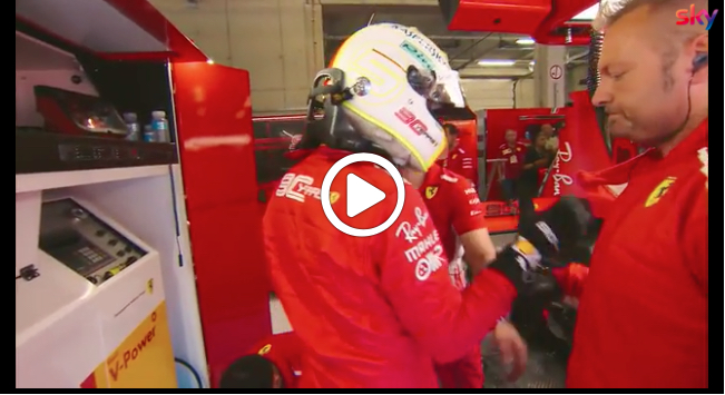 F1 | GP Austria, Ferrari a due facce a Spielberg: Leclerc in pole, Vettel fuori dal Q3 [VIDEO]