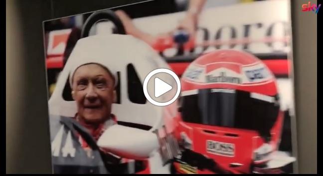 F1   GP Austria, aperta una mostra fotografica in onore di Niki Lauda [VIDEO]