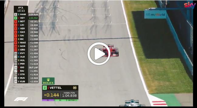 Formula 1 | GP Austria, la sintesi delle libere [VIDEO]