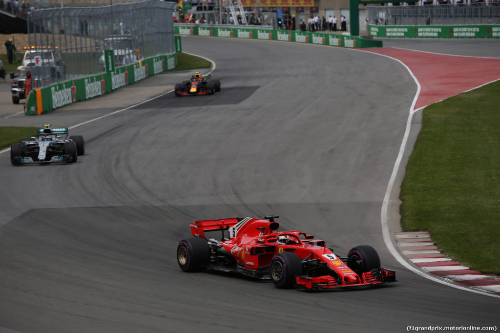 Formula 1 | GP Canada, gli orari su Sky Sport F1 HD