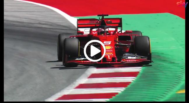 Formula 1 | GP Austria, gli highlights delle libere a Spielberg [VIDEO]