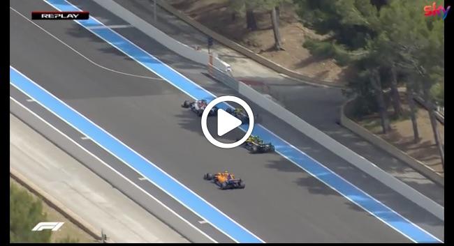 F1 | GP Francia, show e penalizzazioni a Le Castellet: il duello finale per la settima posizione [VIDEO]