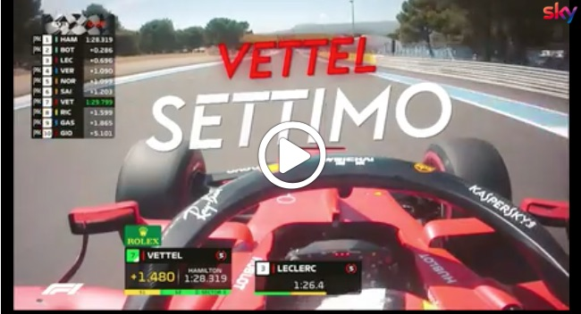 Formula 1 | GP Francia, la sintesi delle qualifiche [VIDEO]