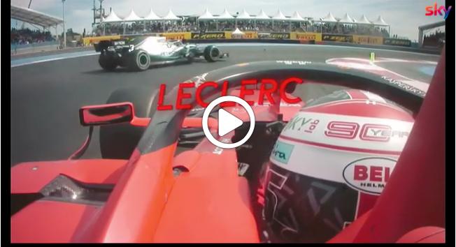 F1 | GP Francia, la sintesi della gara [VIDEO]