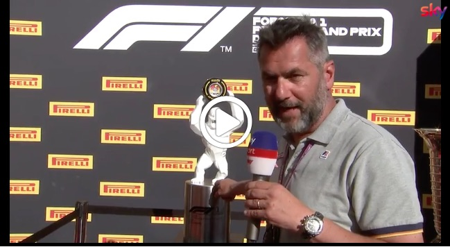 F1 | GP Francia, Notebook Vanzini: lotta aperta a Le Castellet per il trofeo del vincitore [VIDEO]