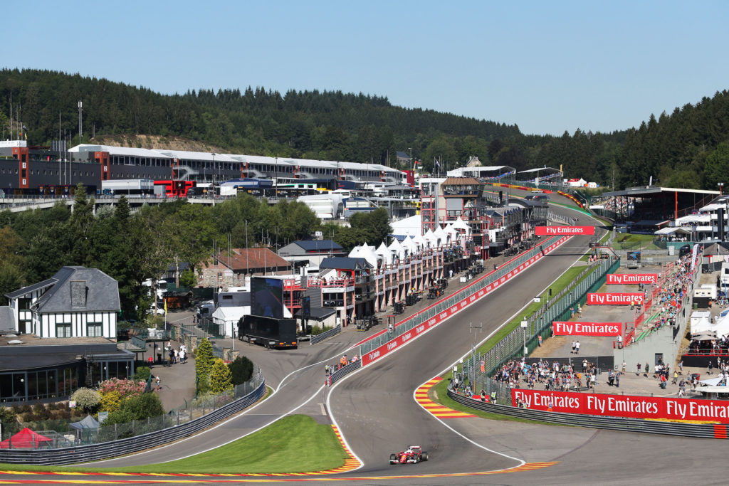 Formula 1 | GP Belgio, Spa pronta a rinegoziare l'accordo con Liberty Media?