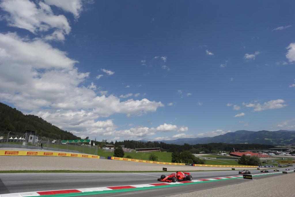F1 | GP Austria, gli orari in chiaro su TV8
